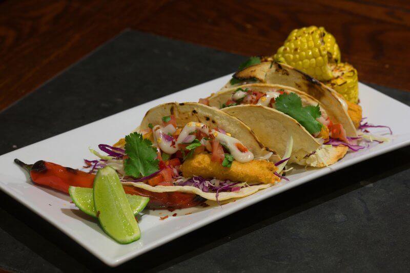 Green Lion - Vegan Tacos