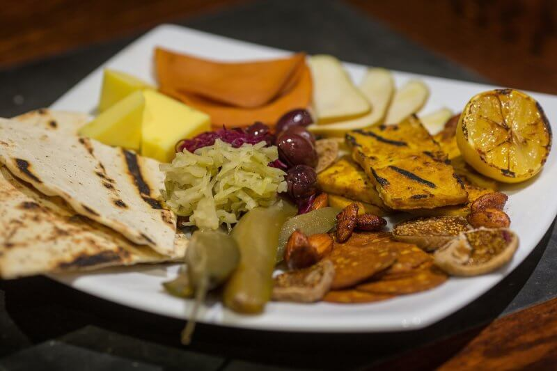 Green Lion - Vegan Cheese Plate