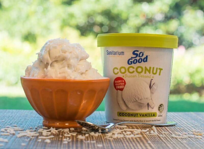 So Good Coconut Ice Cream