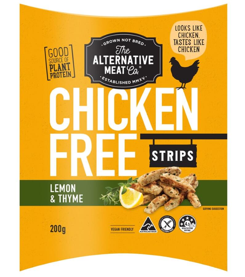 Alt Meat Co Chicken Free Strips