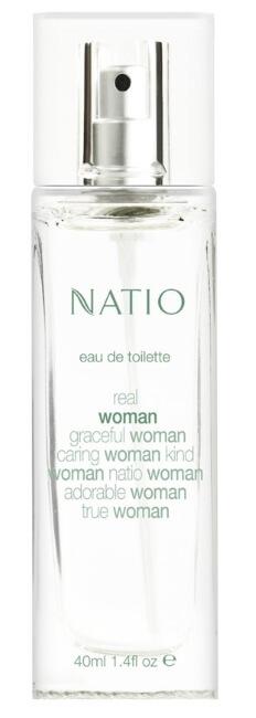 Natio Woman Eau De Toilette