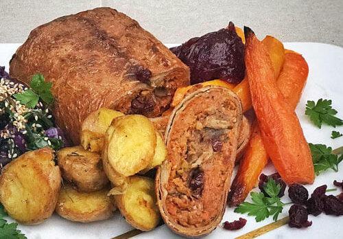 AVS Gluten Free Christmas Roast