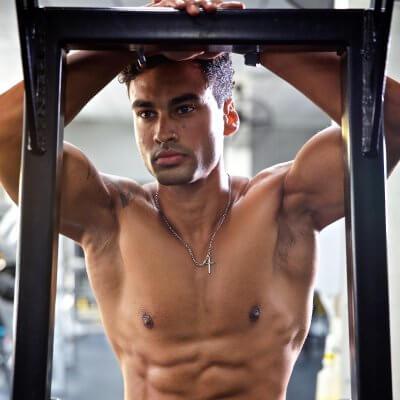 Akshay Anthony Sexiest Vegan Next Door