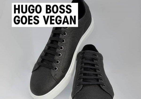 04f3907475d8 Hugo Boss Takes Pineapple Leather Mainstream