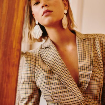 Collective Viewpoint Blazer by C/MEO
