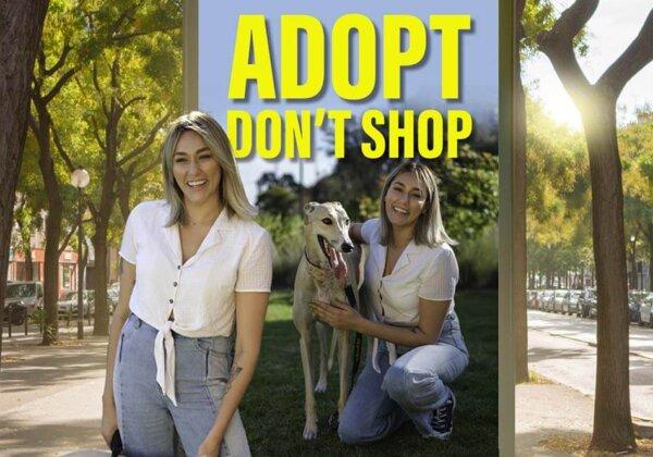 Connie Crayden Urges Fans to Adopt, Not Shop!