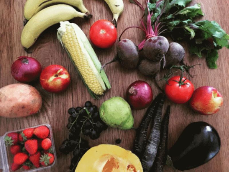 Carolyn Cage Cagey's Kitchen Vegan Food