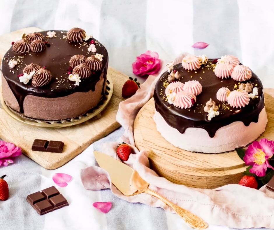 The Cheesecake Shop Launches Not One, but TWO Vegan Cakes!