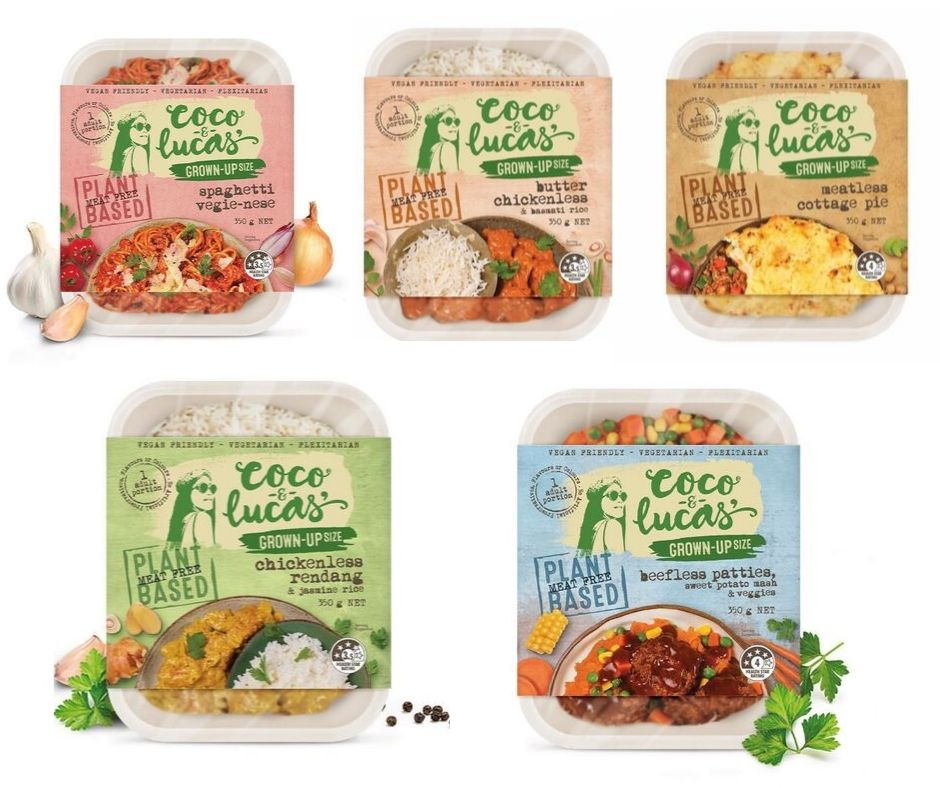 Vegan Ready Made Meals At Australian Supermarkets Peta Australia