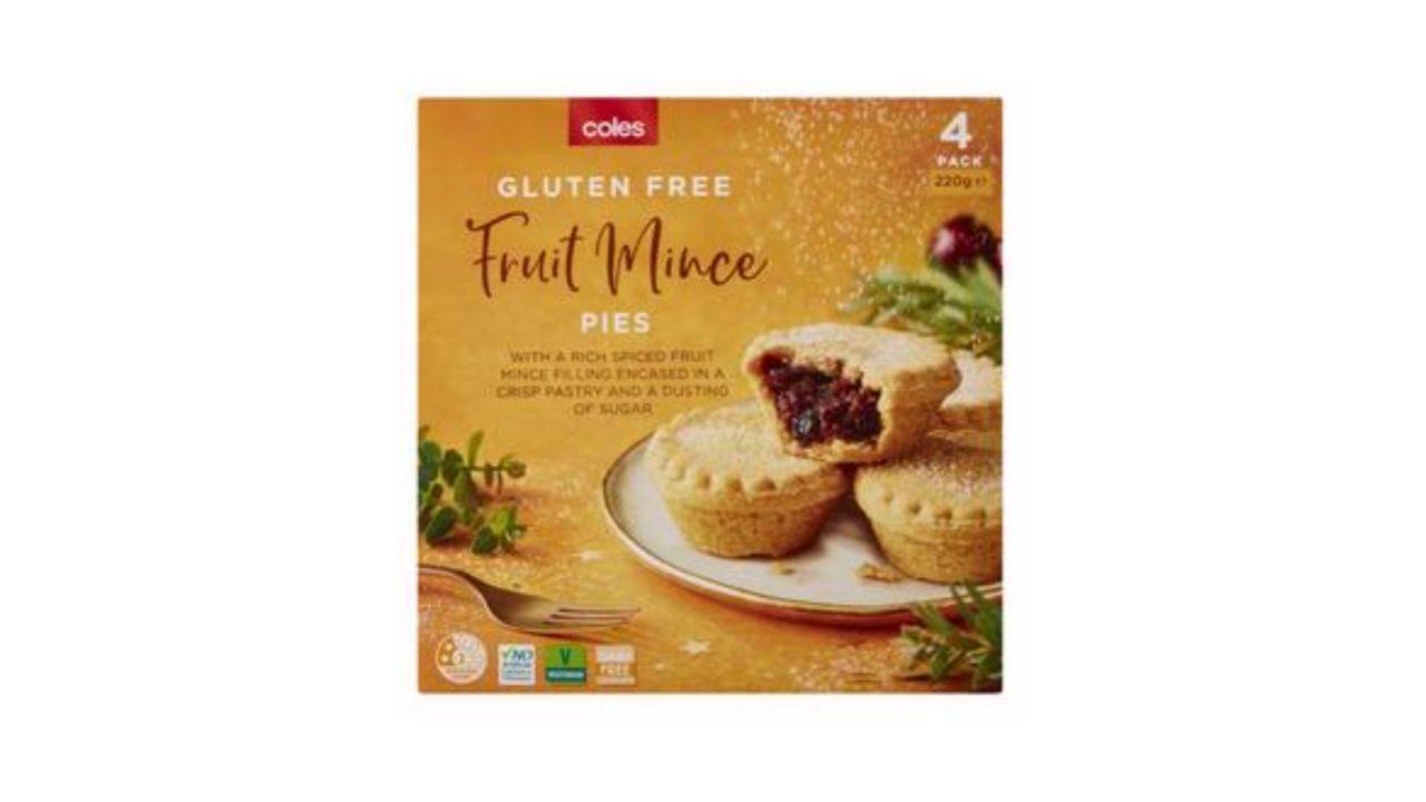 Gluten Free, Vegan Fruit Mince Pies