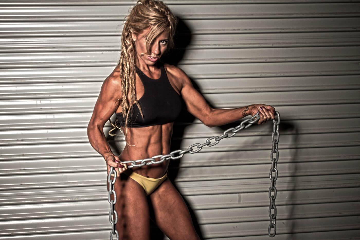 Australian Vegan Bodybuilder Cuts Winning Figure At Arnold Classic News Peta Australia