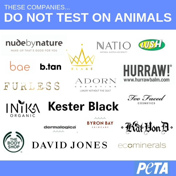 Cruelty-Free Cosmetics List Australia & New Zealand