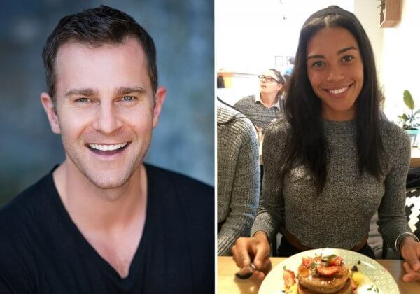 David Campbell and Morgan Mitchell Crowned PETA's Sexiest Vegan Celebrities