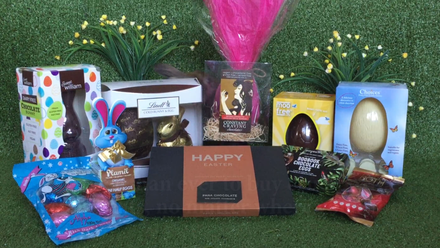 The best vegan easter eggs and where to buy them negle Image collections