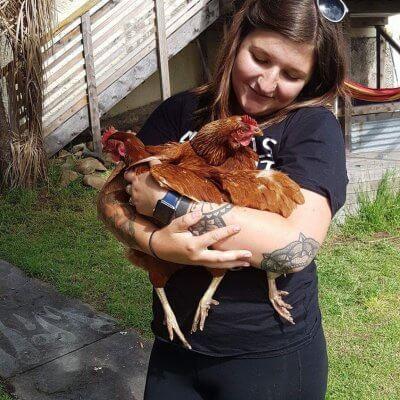 Ellen Bennett Sexiest Vegan Next Door