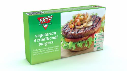Frys burger