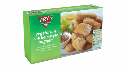 Frys nuggets