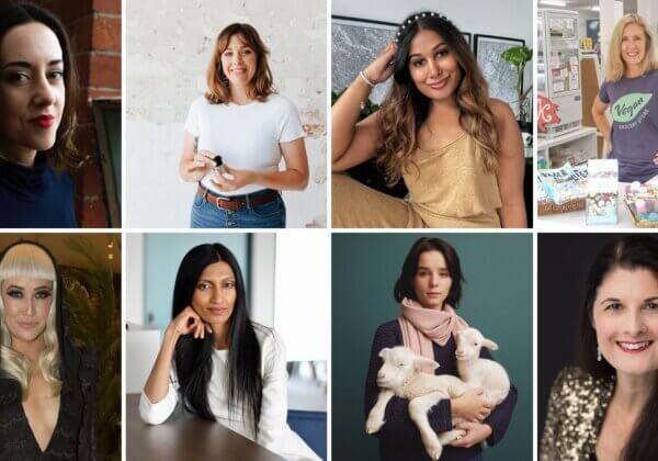 PETA's International Women's Day Awards