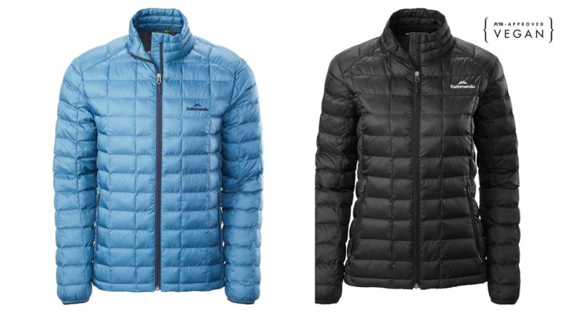 Kathmandu's Best-Selling Puffer Jacket Is Now Feather-Free and PETA Approved!
