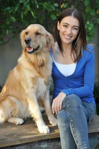 Dr. Katrina Warren and Riley