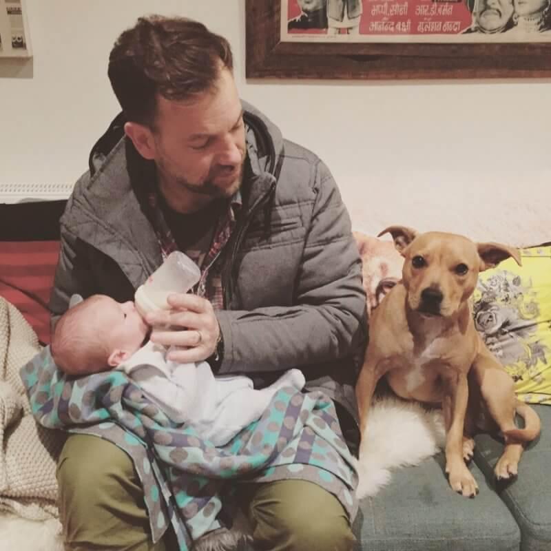 Lehmo Rescue Dog Bunny Baby Laddie