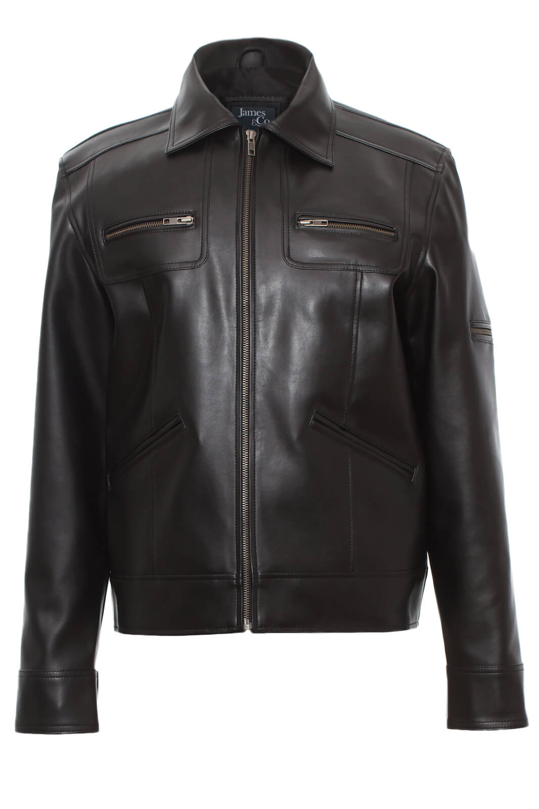 Just Ahead Of His 62nd Birthday PETA Has Sent A Gift To Prime Minister Malcolm Turnbull Vegan Leather Jacket