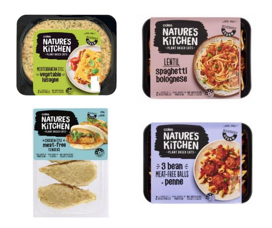 Vegan Ready Made Meals At Australian Supermarkets Peta Australia