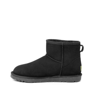Oncewild Ugg Boots Black
