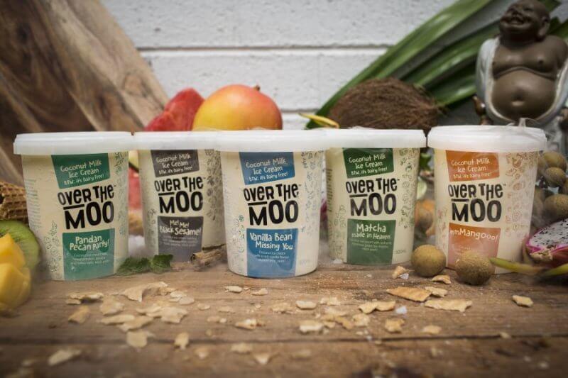 Over the Moo Ice Cream