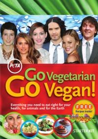 Peta Australia Vegetarian/Vegan Starter Kit