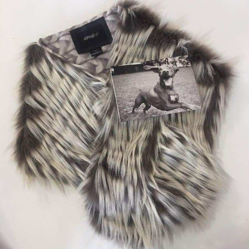 Princess Mary Gift Faux Fur