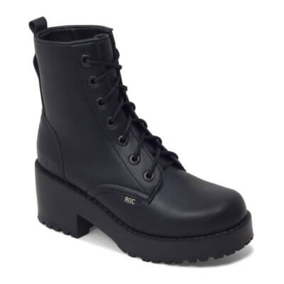 RO Chisel Vegan Leather Boots