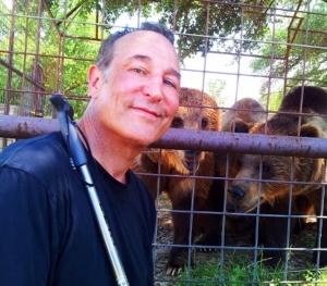 Sam Simon and bears