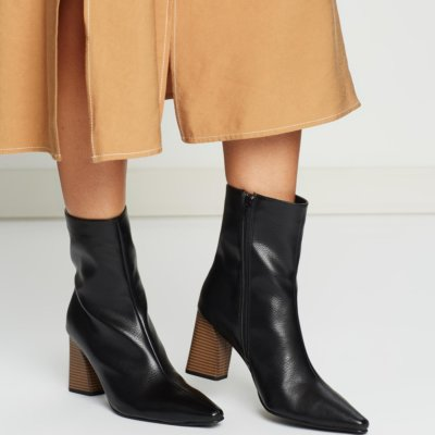 Ginseng Ankle Boots by The Iconic