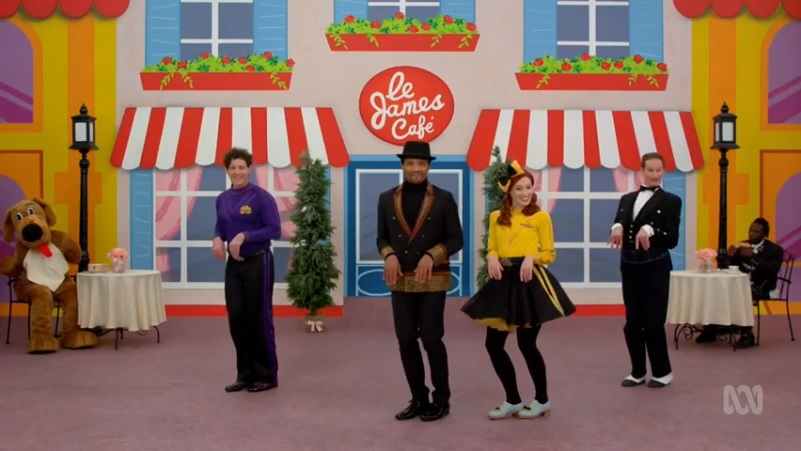 On 'The Wiggles', It's Yummy Vegan Hot Dog Day