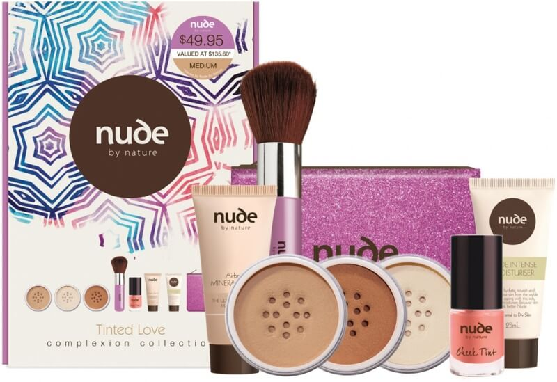 Nude by Nature Tinted Love Gift Set