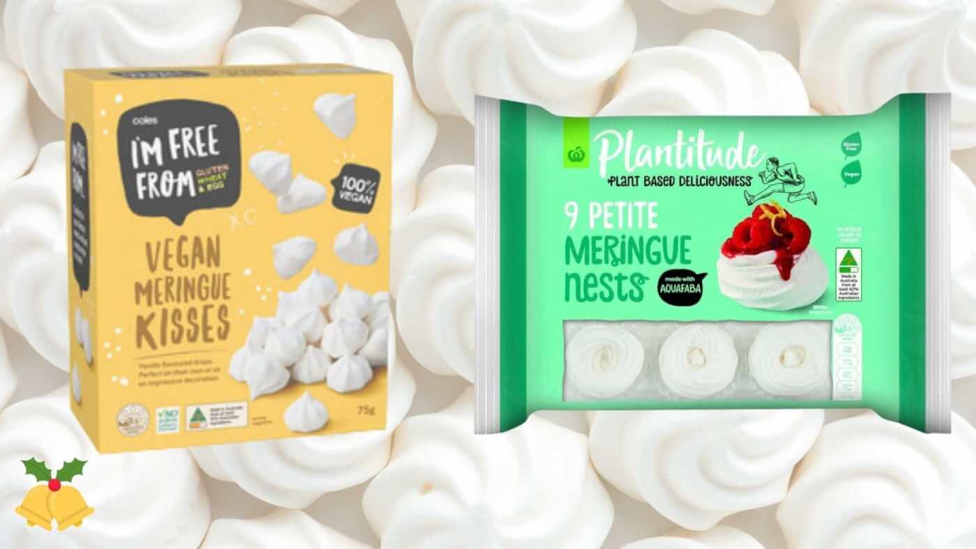 Vegan Meringues available in Australia