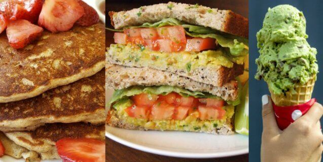 Vegan recipes peta australia browse by meal type forumfinder Images