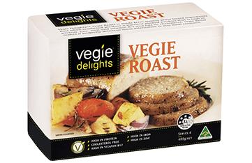 Vegie Delights Vegie Roast