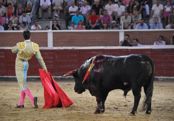 banderilleros - bullfighting