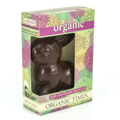 Organic Times Dark Bunny
