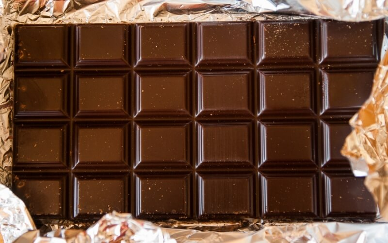 Toxic foods for dogs and cats: chocolate