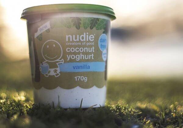 Nudie Yoghurts Go Vegan!