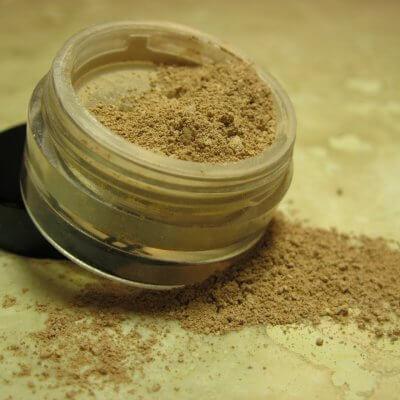 cosmetics - mineral foundation