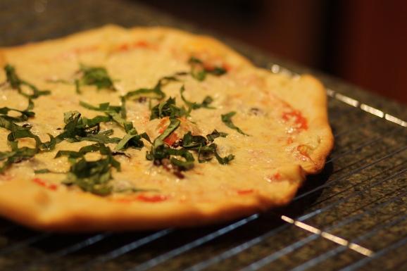 Daiya Pizza