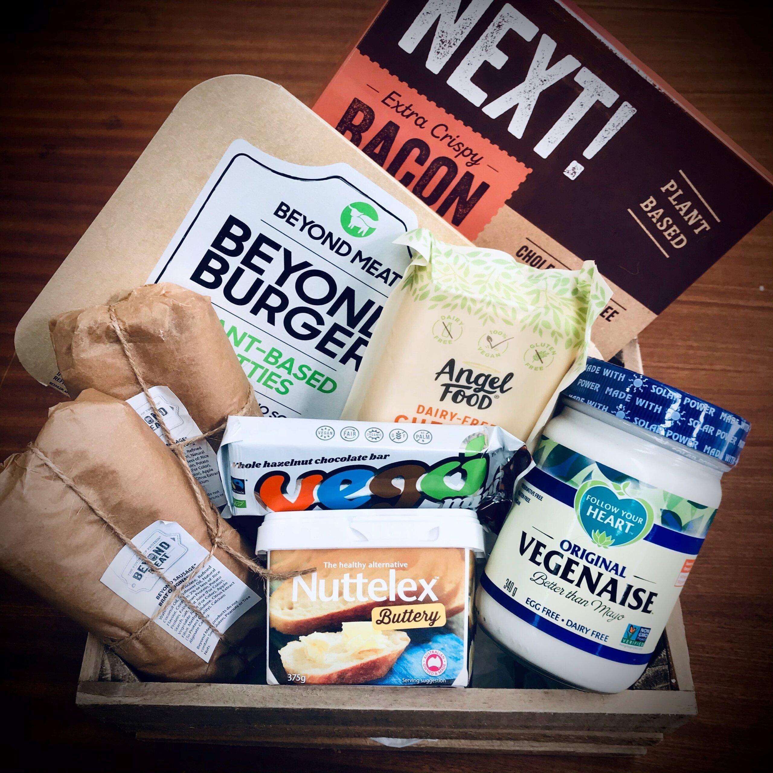 PETA Sends Duncan Garner Vegan Goodies