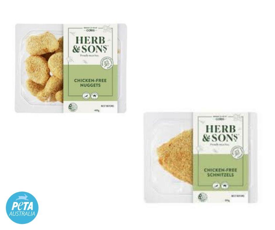 Herb & Sons Vegan Chicken