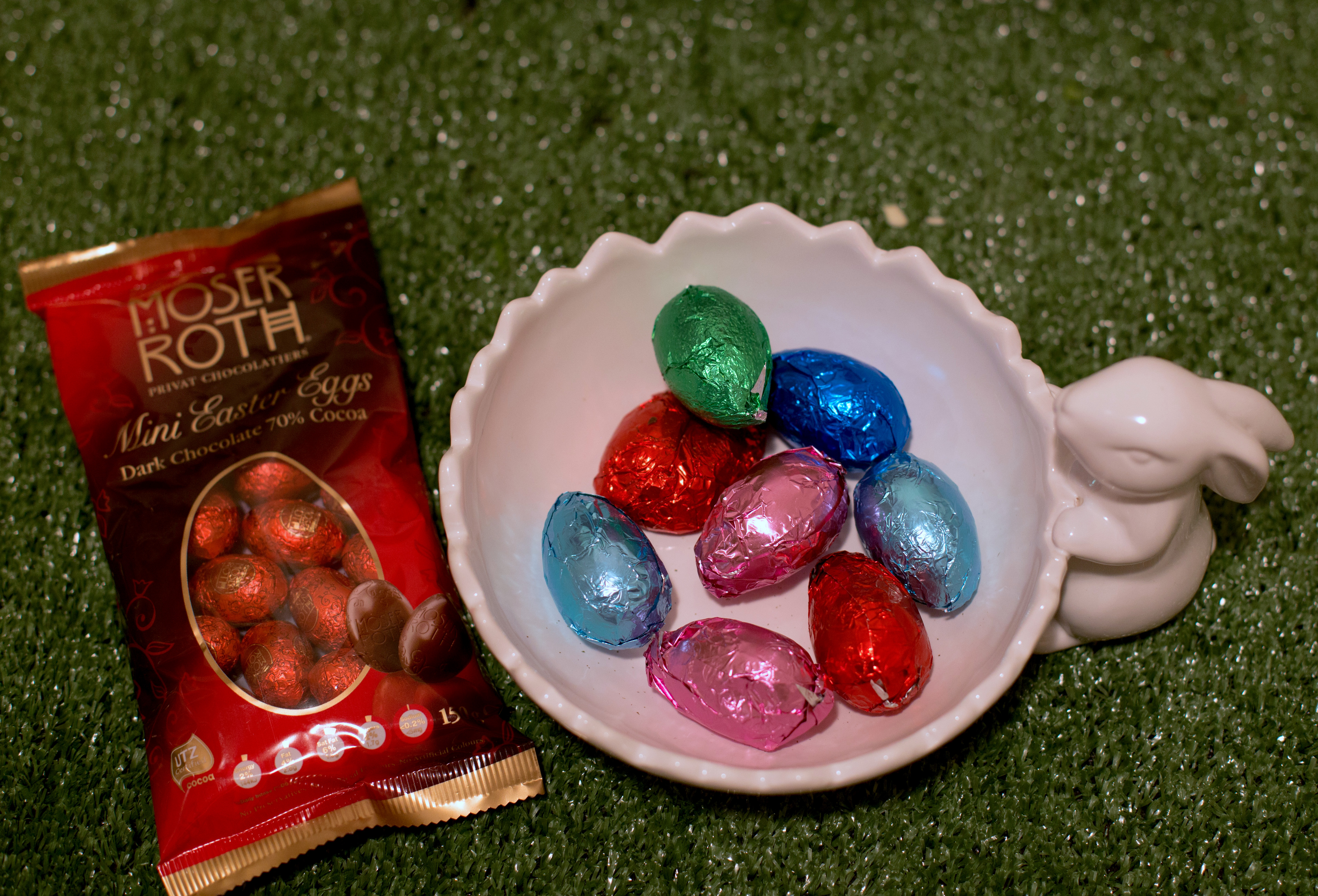 Moser Roth Eggs From Aldi