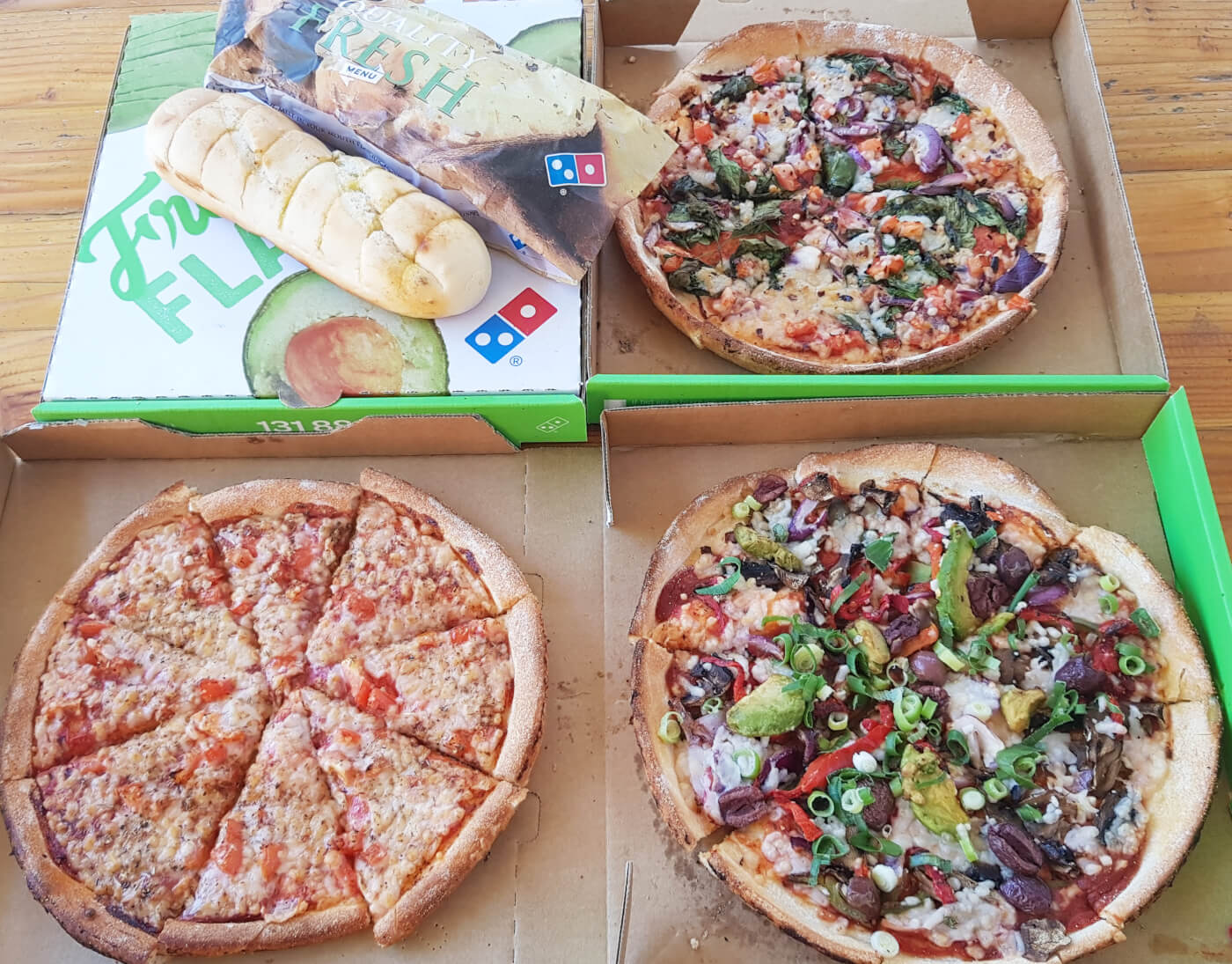 VICTORY: OMG, Domino's Pizza Offers Vegan Cheese!