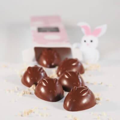 Treat Dreams Easter bunnies